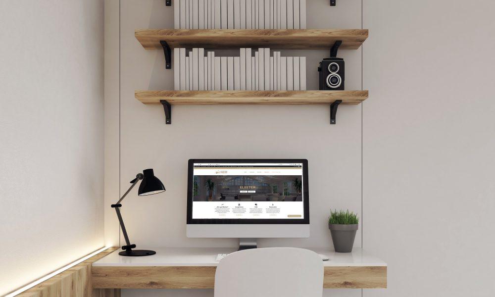 5 consejos para organizar tu espacio de trabajo en casa
