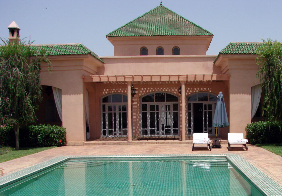 La vivienda de lujo abordable en Marruecos